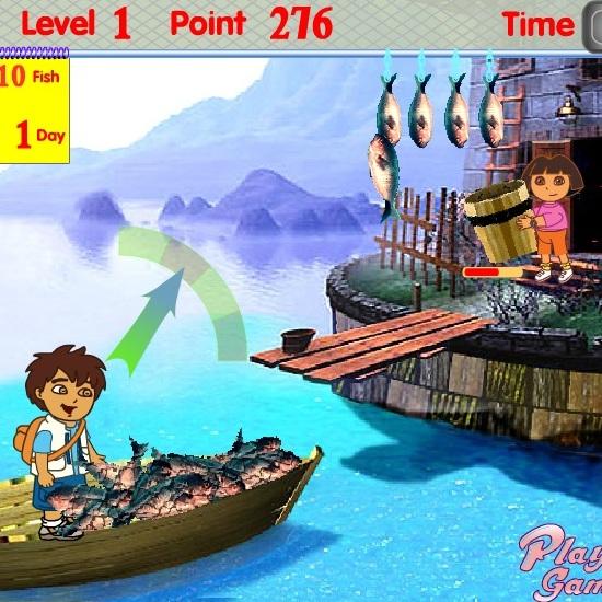 Диего рыбак