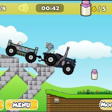 Том и Джерри трактористы - Том и Джерри
