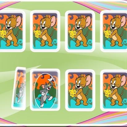 Том и Джерри карты памяти - Том и Джерри