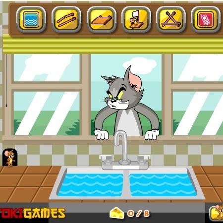 Том и Джерри хитрый мышонок