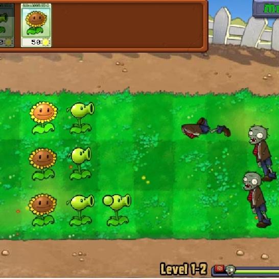 Растения против Зомби противостояния