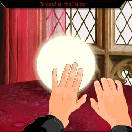 Магический шар Гарри Поттера