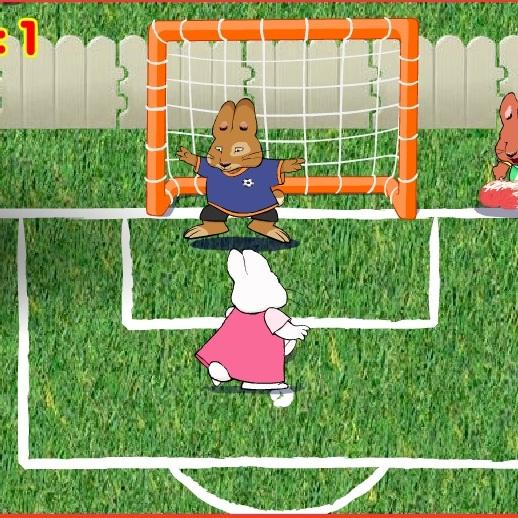Макс и Руби футбольный турнир