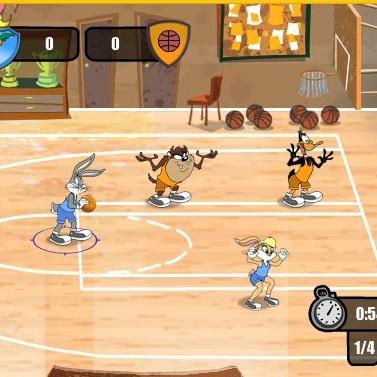 Багз Банни баскетболист