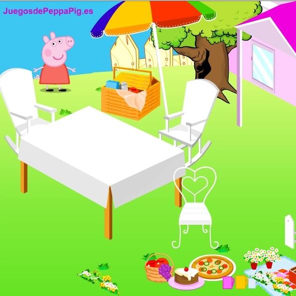 Свинка Пеппа украшение двора - Свинка Пеппа