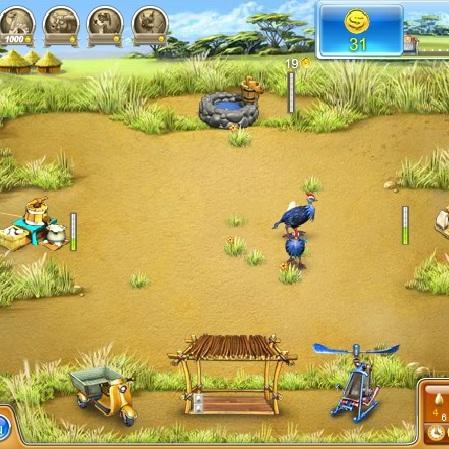 Приключения на тропической ферме
