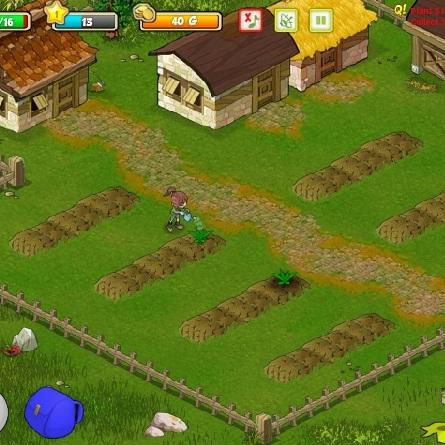 Небольшая ферма