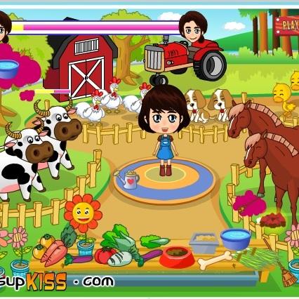 Маленькая фермерша - Весёлая ферма