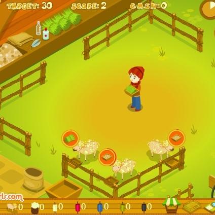 Овечья ферма - Весёлая ферма