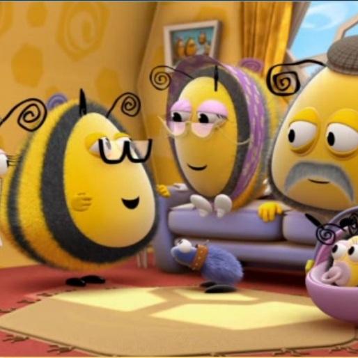 Пчелиные Истории учимся петь