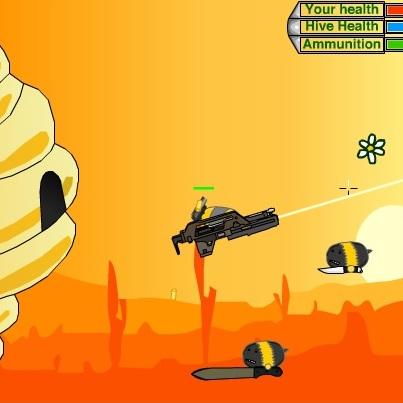 Пчела Защитник улей