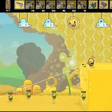Пчелиные Истории защита мёда