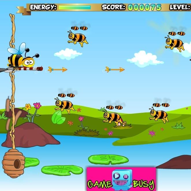 Пчела защитник