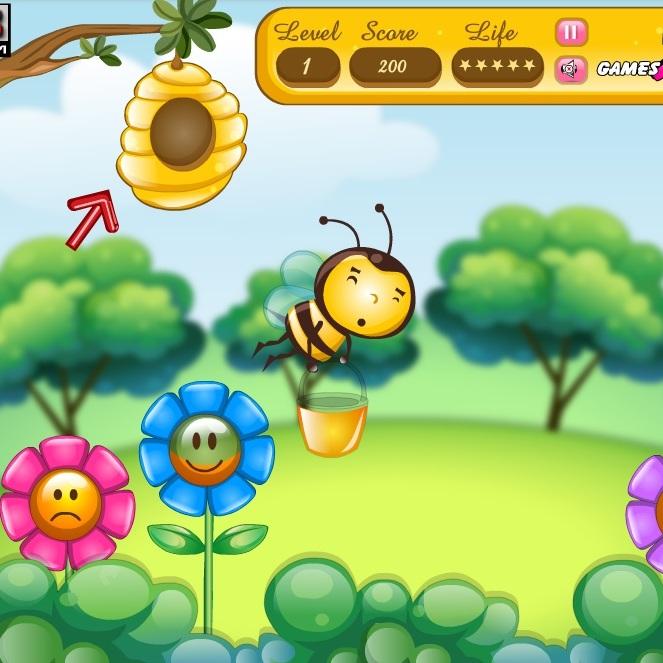 Трудолюбивая Пчёлка