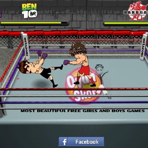 Бокс с Бакуганом