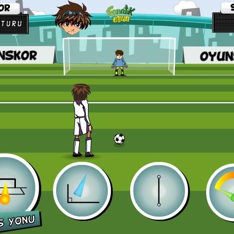 Бакуган футбольный турнир