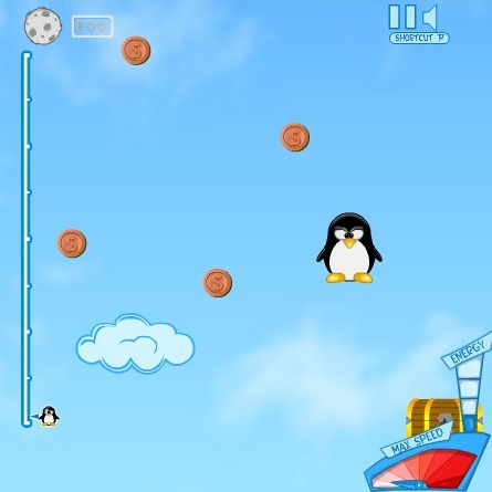 Полёт Пингвинёнка