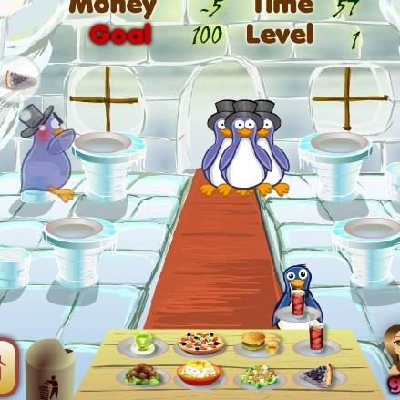 Кафе Пингвинов - Пингвинёнок Пороро