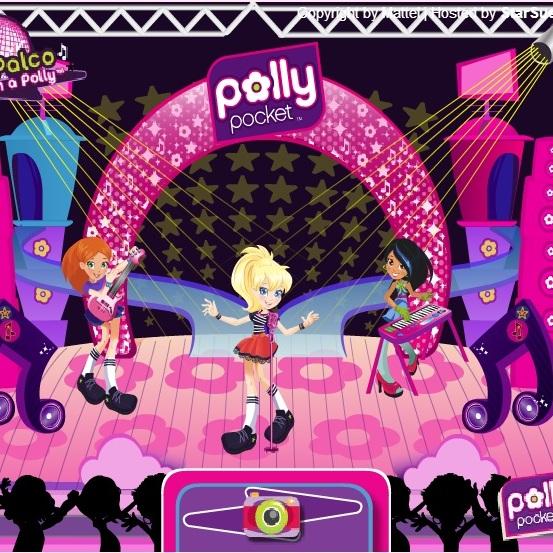 Мир Полли: певица Полли