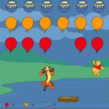 Винни Пух попрыгун Тигра