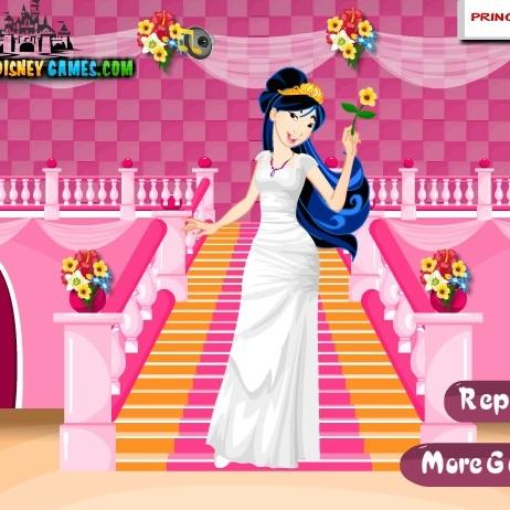 Наряд для невесты Мулан