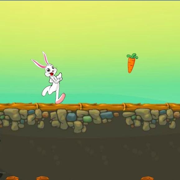 Беги маленький кролик