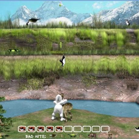 Йети: плюющая лама