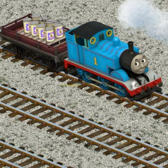 Приключения Томаса и его друзей - Паровозик Томас