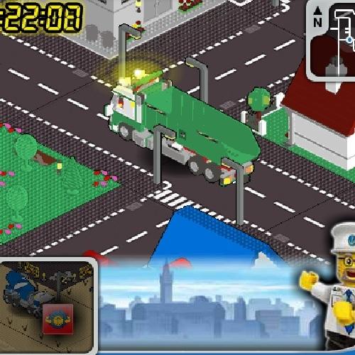 Строительство города Лего