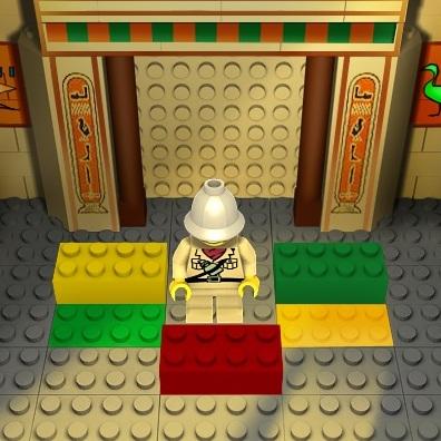 Лего Приключения в Египте