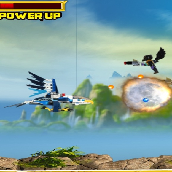 Lego: Legends of Chima Speedorz Game - Play online at Y8com