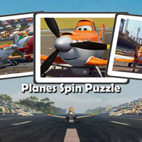 Самолеты головоломка - Самолеты огонь и вода