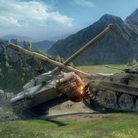 Битва Танков игра по мультфильму