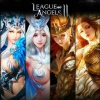 Лига Ангелов 2 игра по мультфильму