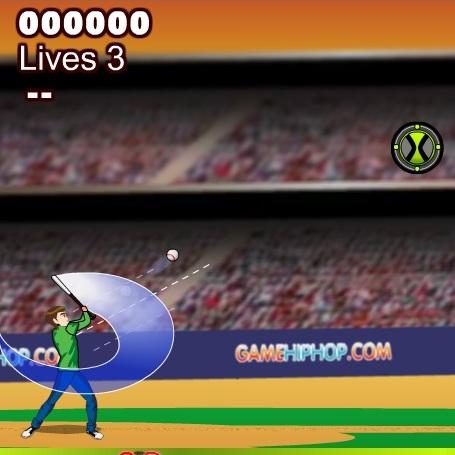 Бен 10 бейсболист