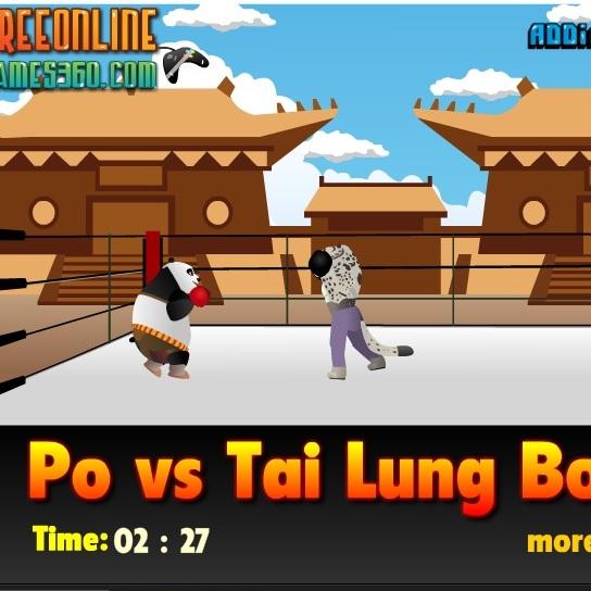 Кунг-фу Панда бокс