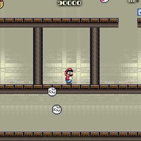 Марио дом с привидениями 2