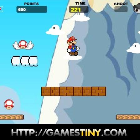 Марио возвращение в родной мир