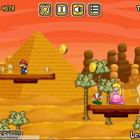 Марио поцелуй принцессы 2