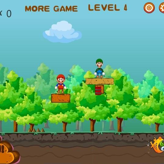 Взорви Марио и Луиджи