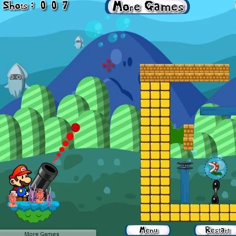 Марио бомбарбер