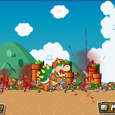 Разрушитель мира Марио