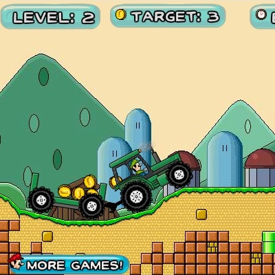 Марио тракторист 2