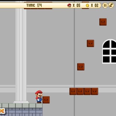 Замок Марио