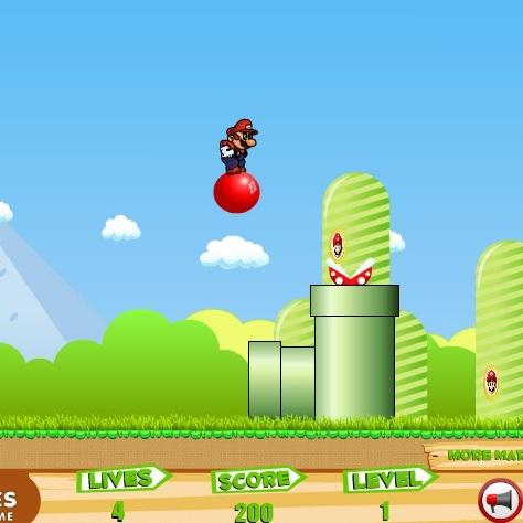 Прыгун Марио