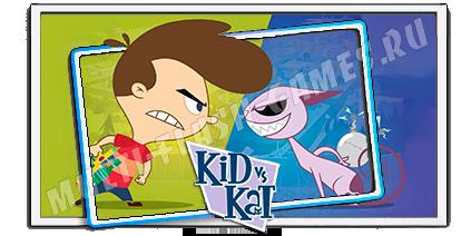 Игры Кид против Кэт
